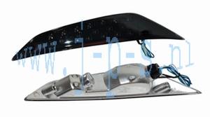 KNIPPERLICHTSET LED ZIP 2000 VOOR+DAGRIJLAMPEN