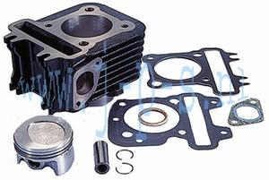 CILINDER H.R.R. 80CC PIAGGIO 4 TAKT (2 kleps motor)