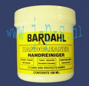HANDCLEANER 100 ML BARDAHL