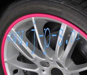 Velgrand Beschermerset Roze Tm 22inch Velgen