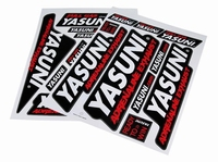 YASUNI STICKERSET 2010 450 X 350 MM