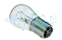 LAMP 12 VOLT 21/5 WATT BA 15