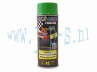 SPUITBUS SPRAY-PLAST 400 ML  GROEN DUPLI COLOR