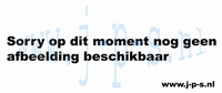 WINDSCHERM HOOG AGM SP / IVA YGO / BTC STREETLINE