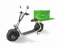 GREEN-W STEP / SCOOTMOBIEL